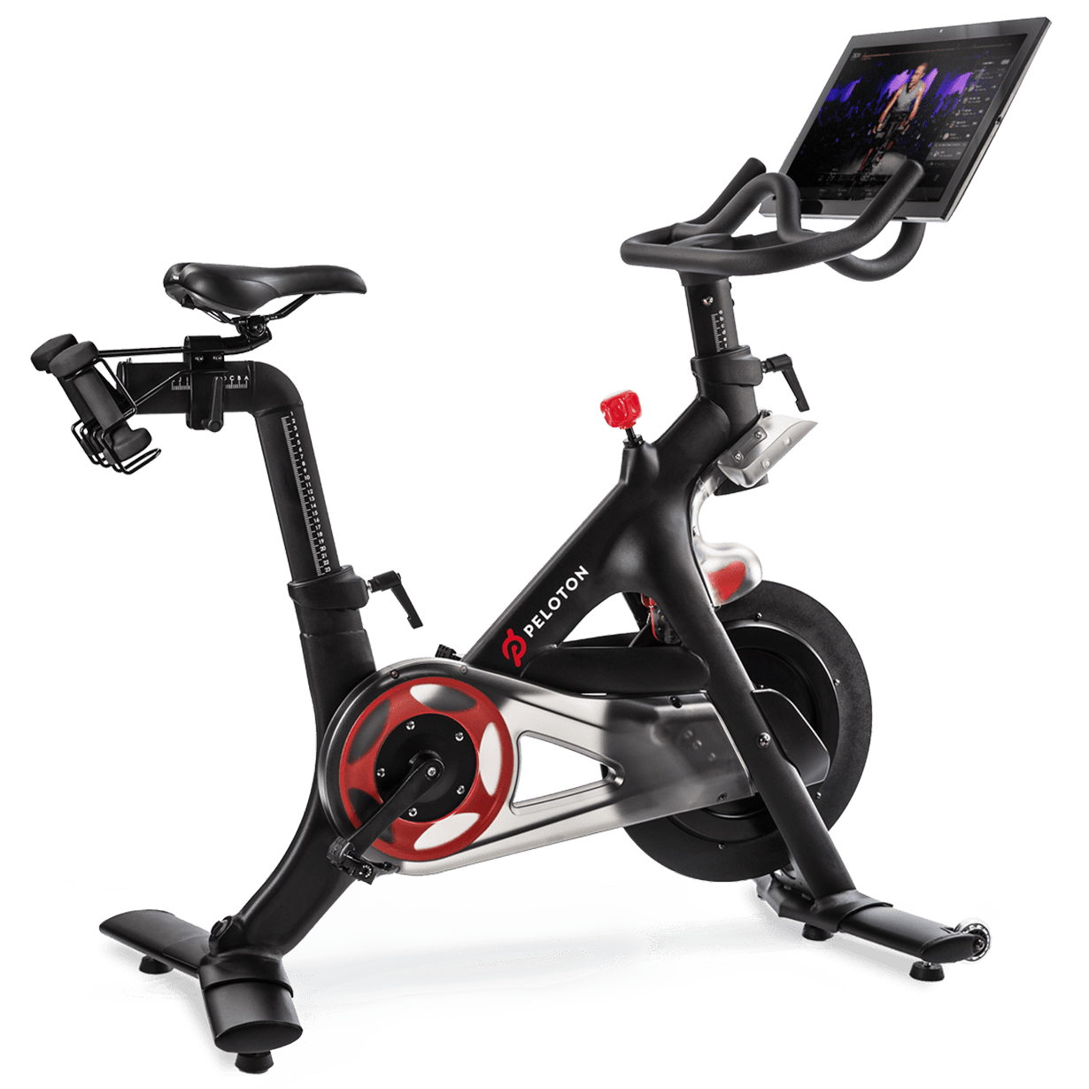 Peloton spin bike