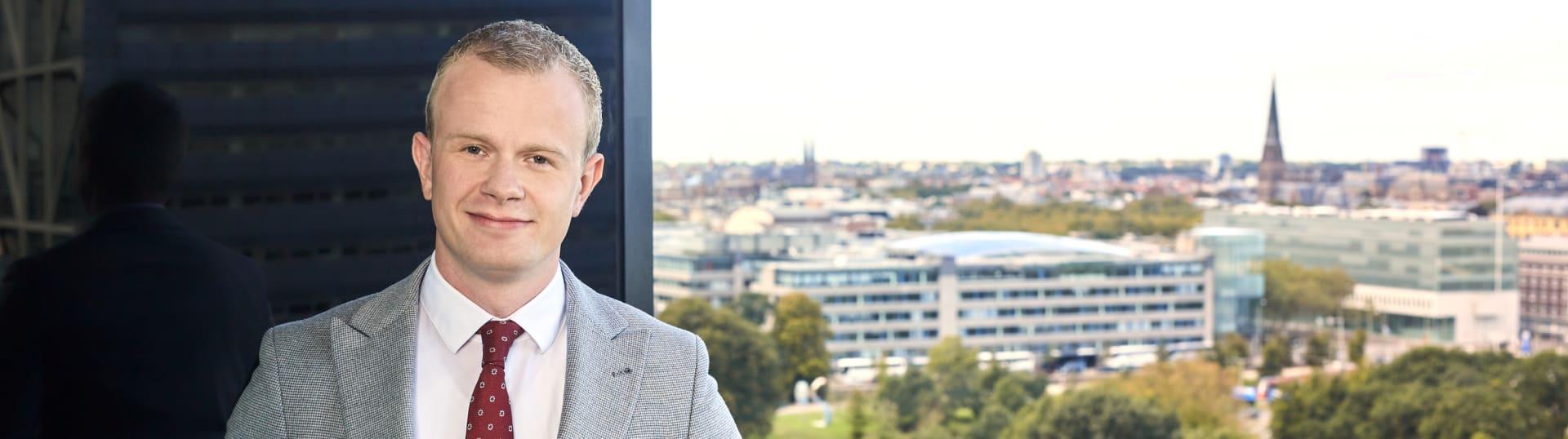 Alexander Boskma, advocaat Pels Rijcken