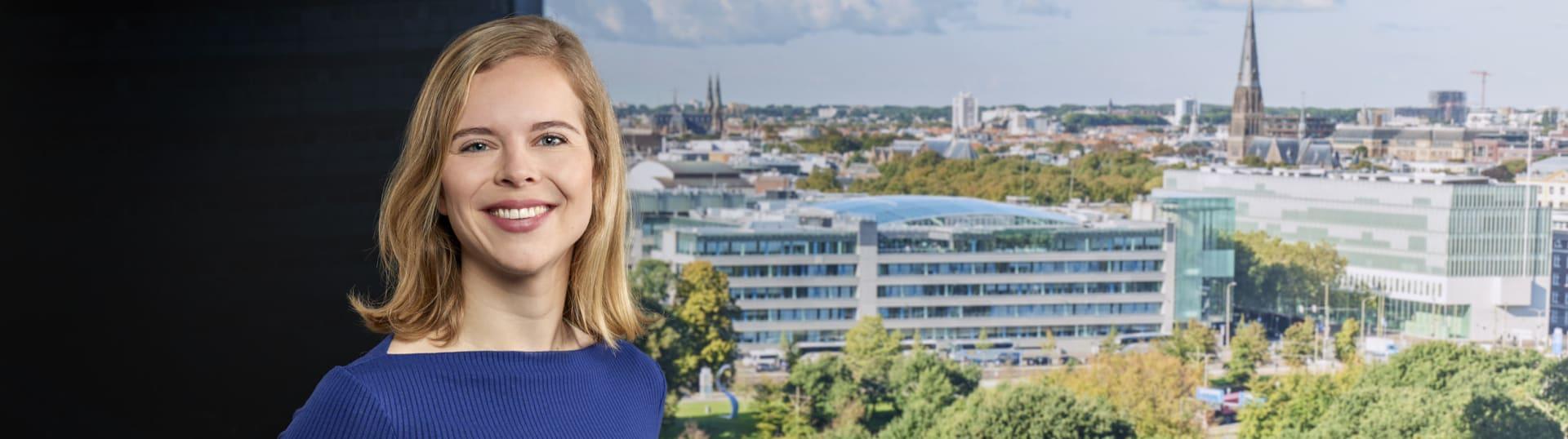 Sanne Jonkheer, advocaat Pels Rijcken