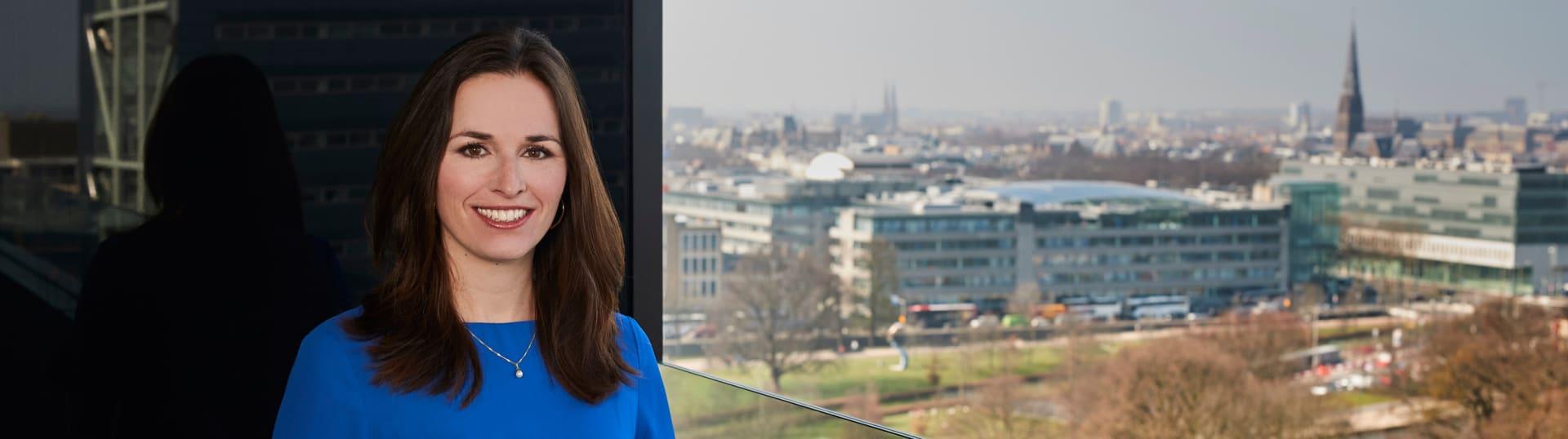 Marieke de Vries, advocaat Pels Rijcken