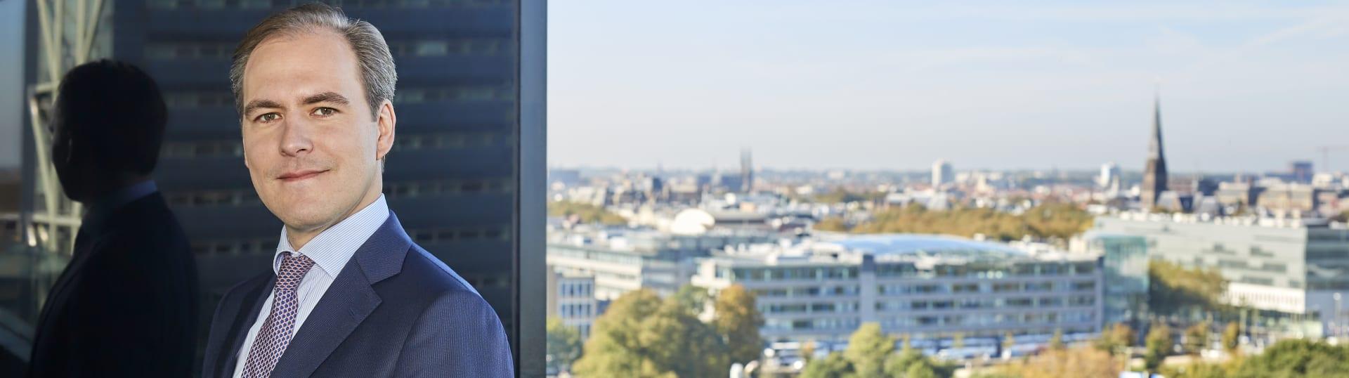 Roelof Reinders, advocaat Pels Rijcken