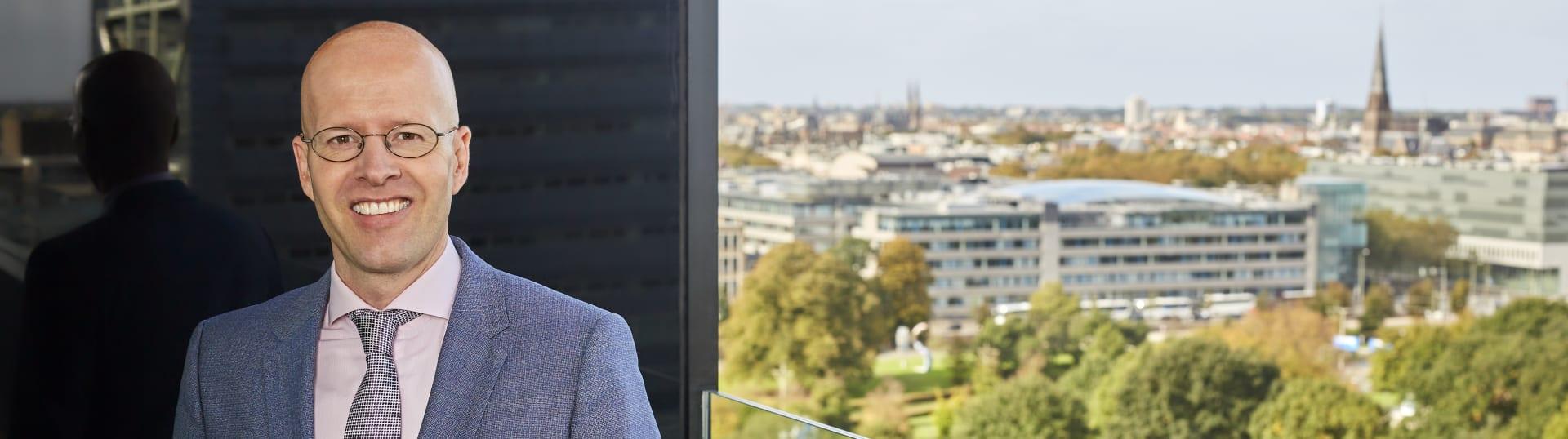 Floris Sepmeijer, counsel Pels Rijcken