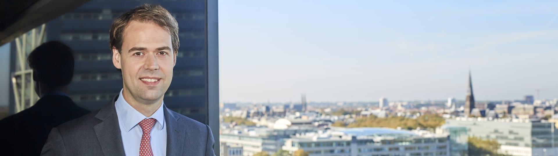 Carel van Swaay, advocaat Pels Rijcken