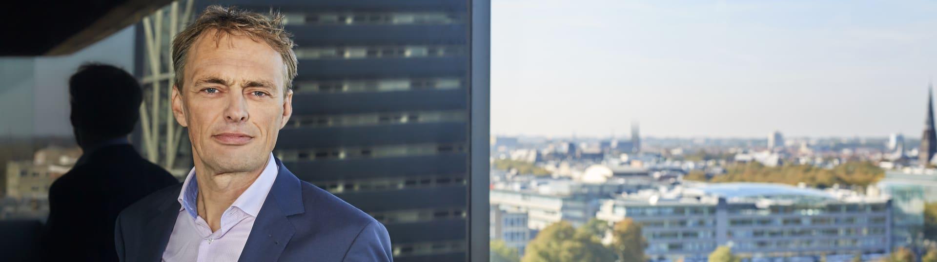 Jeroen Langbroek, advocaat Pels Rijcken