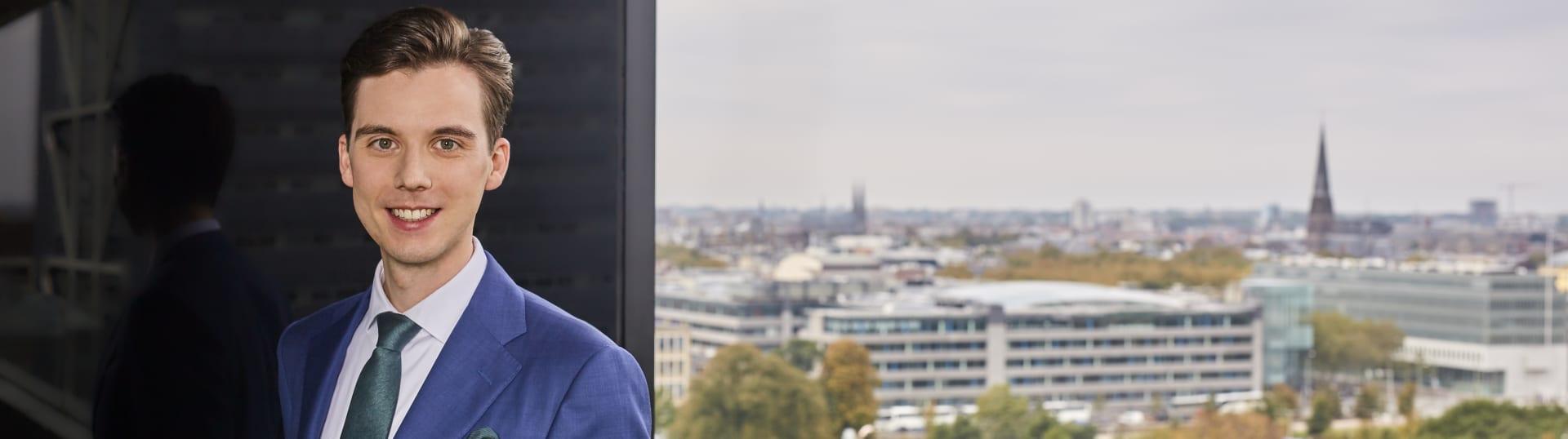 Max Beekes, advocaat Pels Rijcken