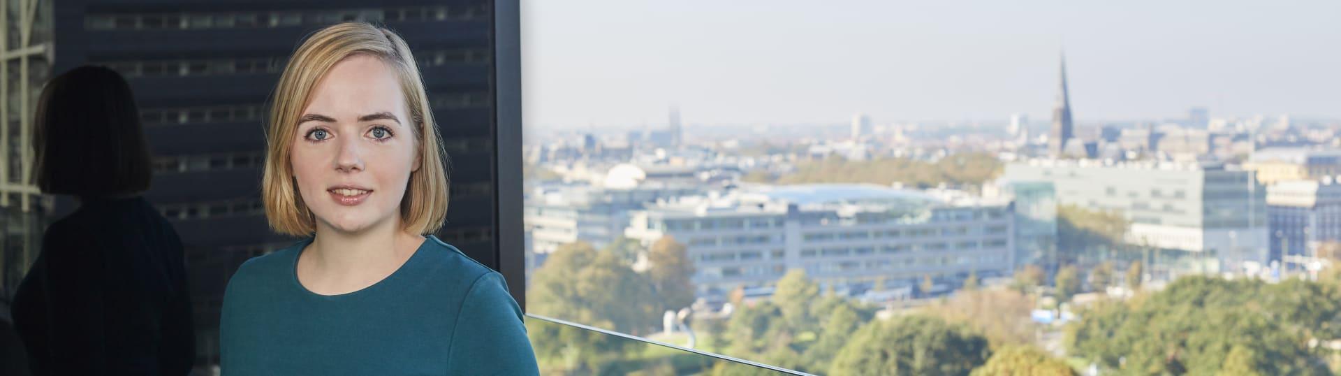 Gerlinde Klooster, kandidaat-notaris Pels Rijcken