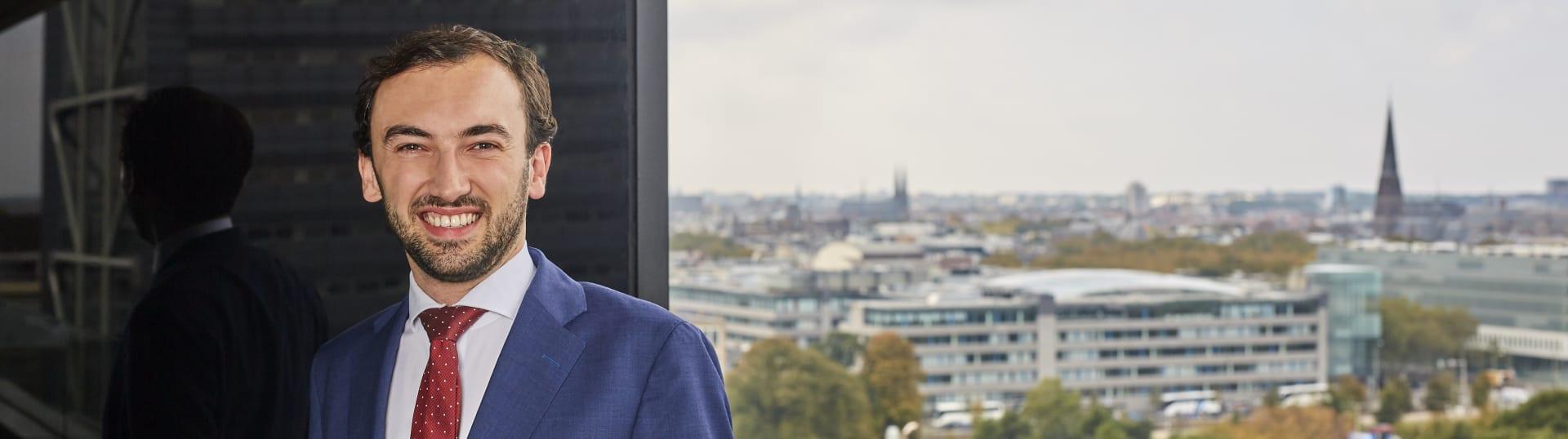 Frank van Tienen, advocaat Pels Rijcken