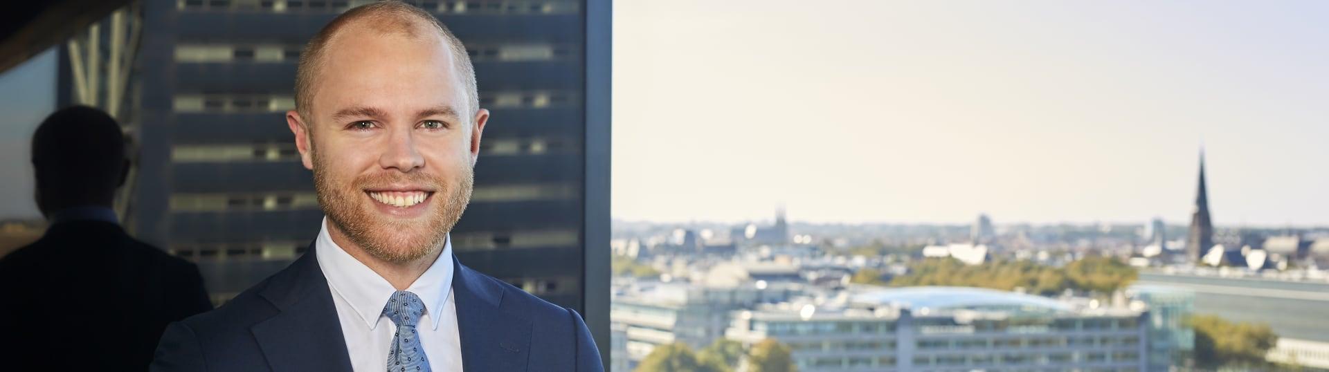 Tim Gillhaus, advocaat Pels Rijcken