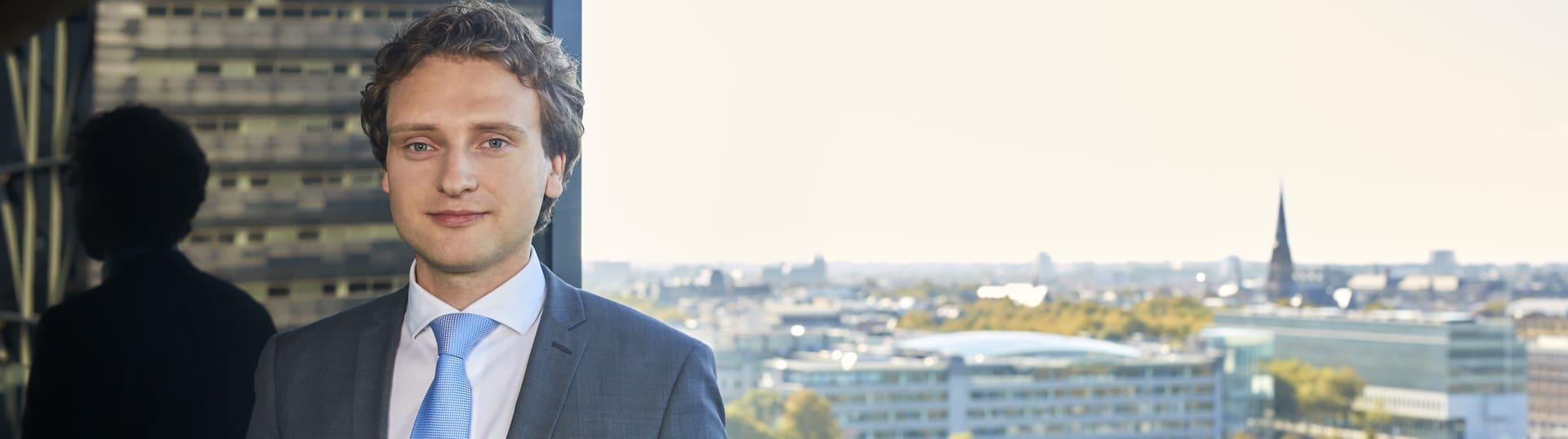 Rob Gehring, advocaat Pels Rijcken