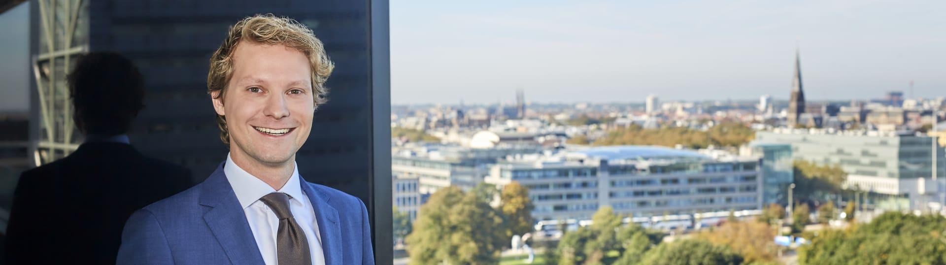 Gerard de Jongh, advocaat Pels Rijcken