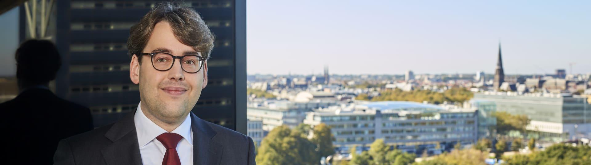 Maarten Jansen, advocaat Pels Rijcken