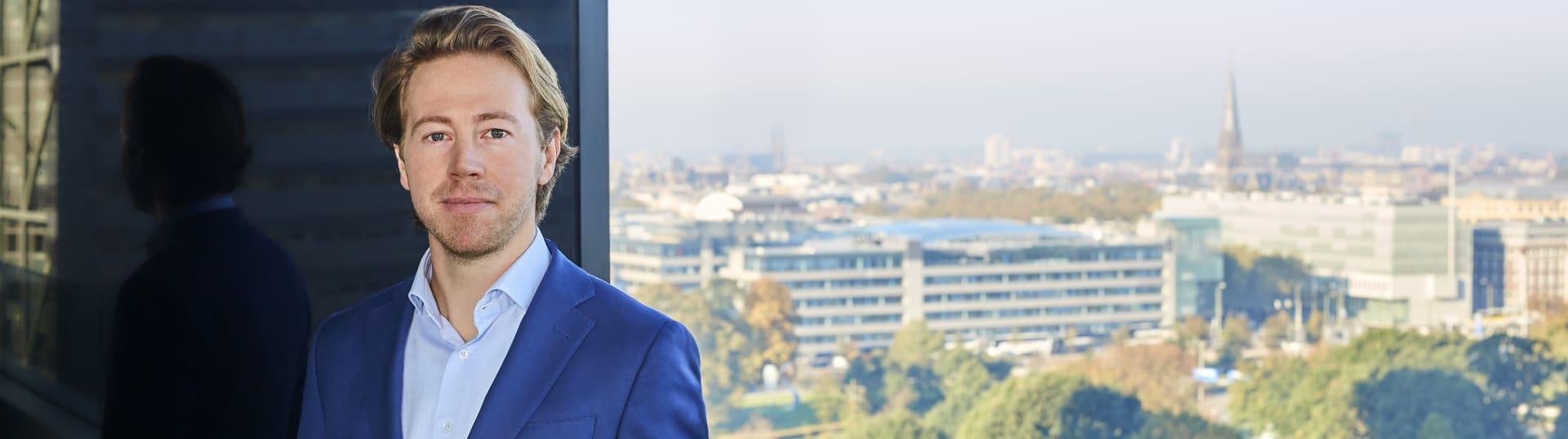Pim Reemst, advocaat Pels Rijcken
