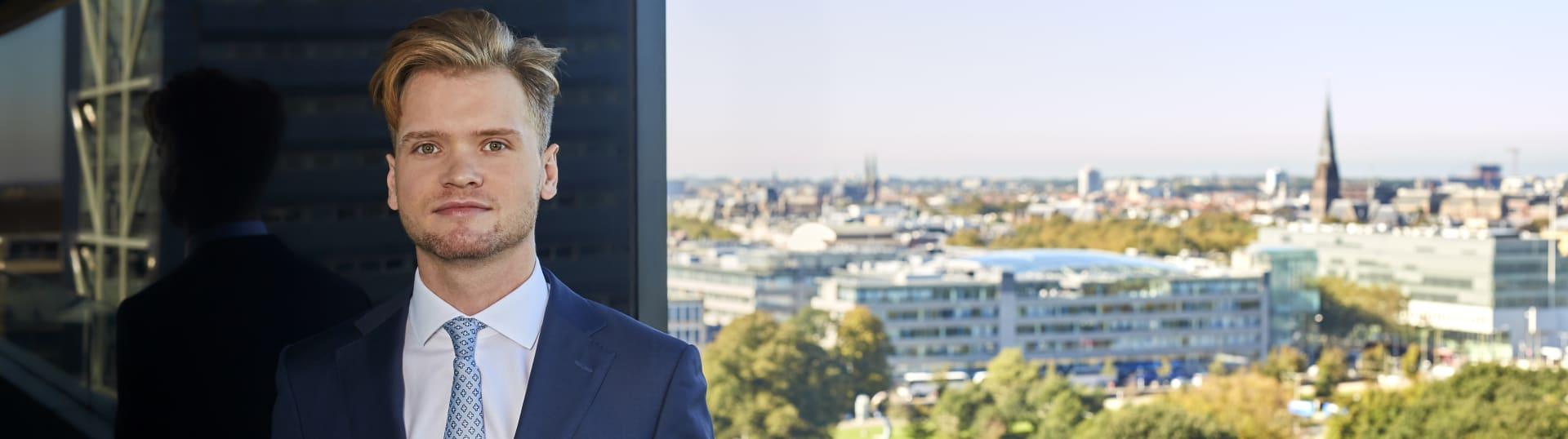 Quinten Crul, kandidaat-notaris Pels Rijcken