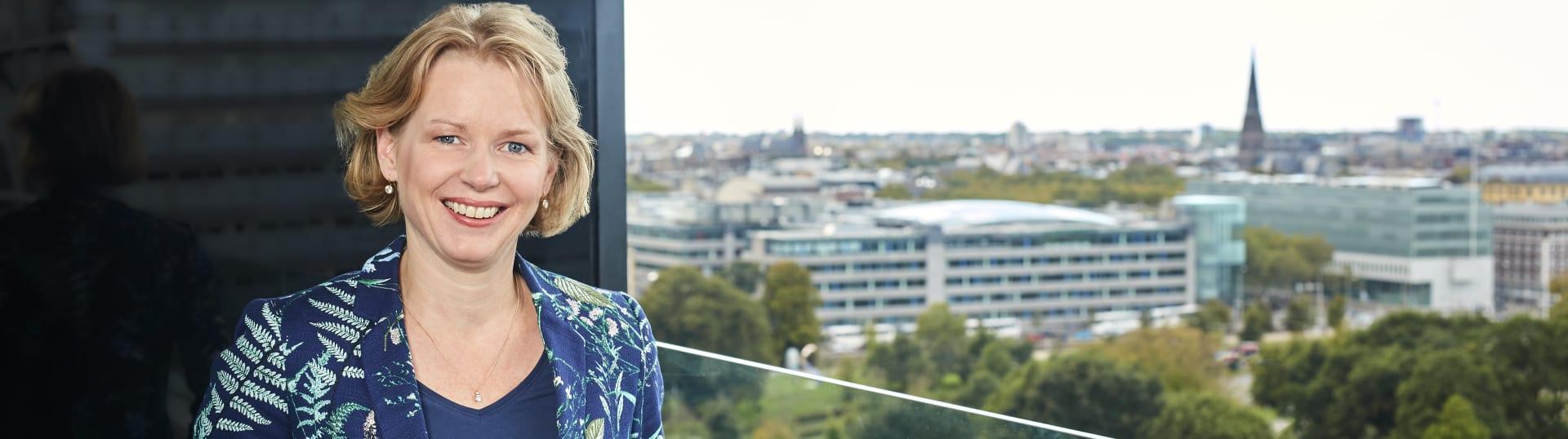 Marleen Botman, advocaat Pels Rijcken