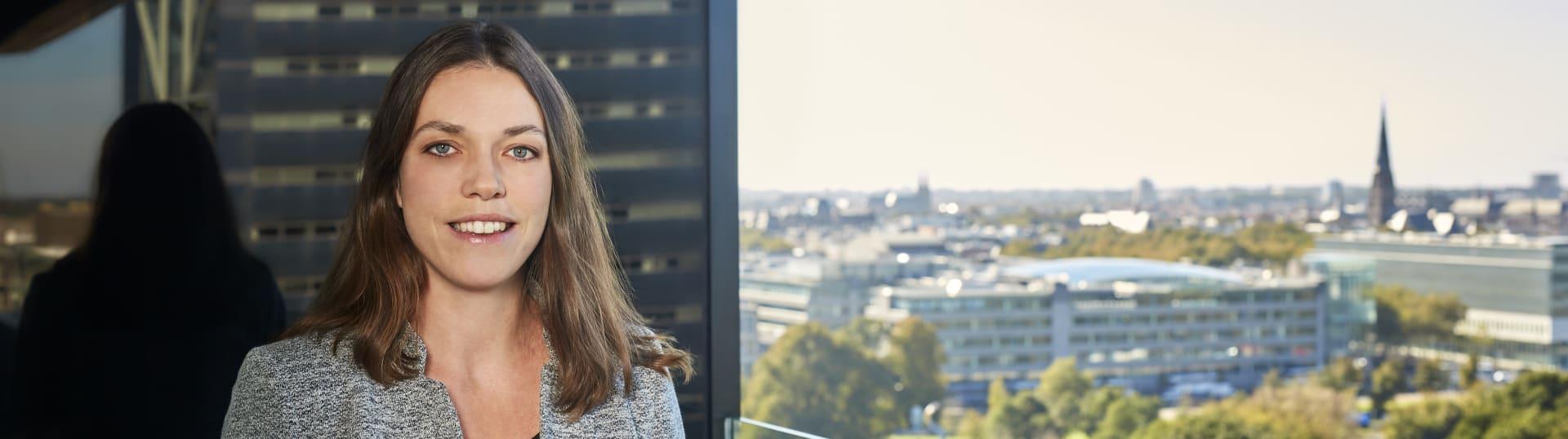 Martine Goudkade, kandidaat-notaris Pels Rijcken