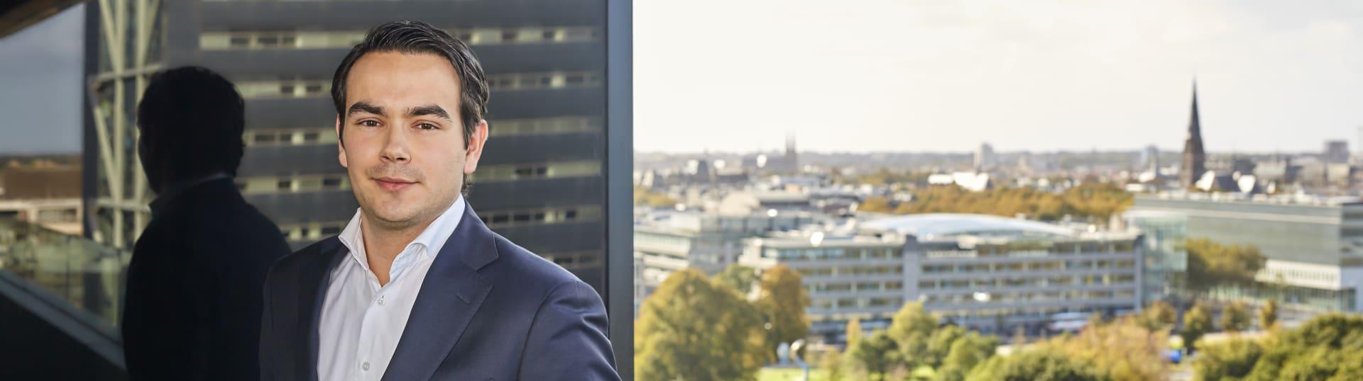 Joost Poorthuis, advocaat Pels Rijcken