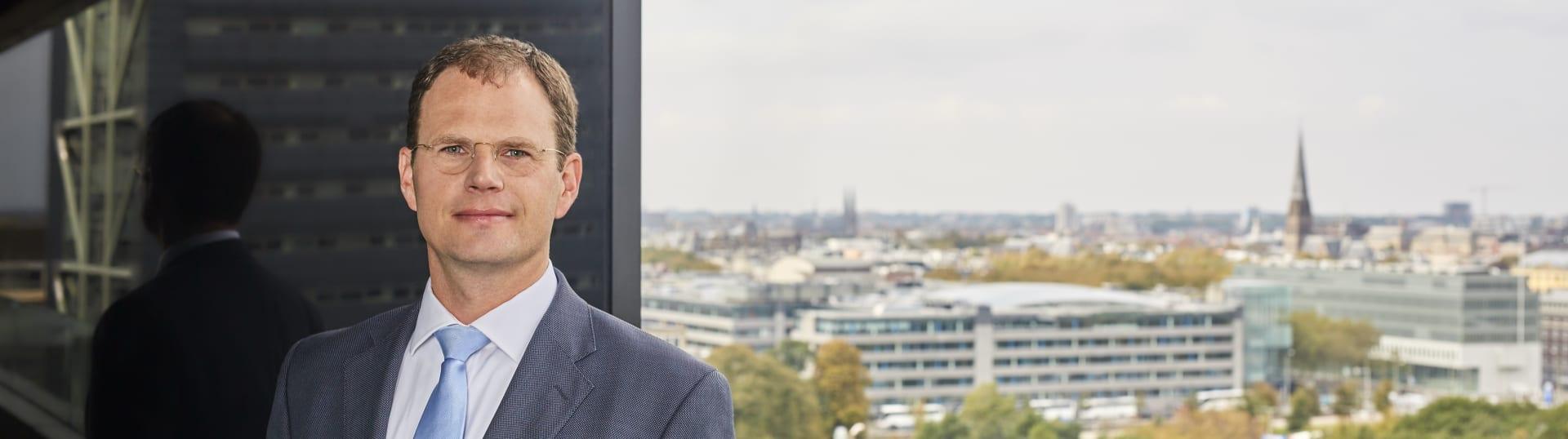 Ewoud de Vries, advocaat Pels Rijcken