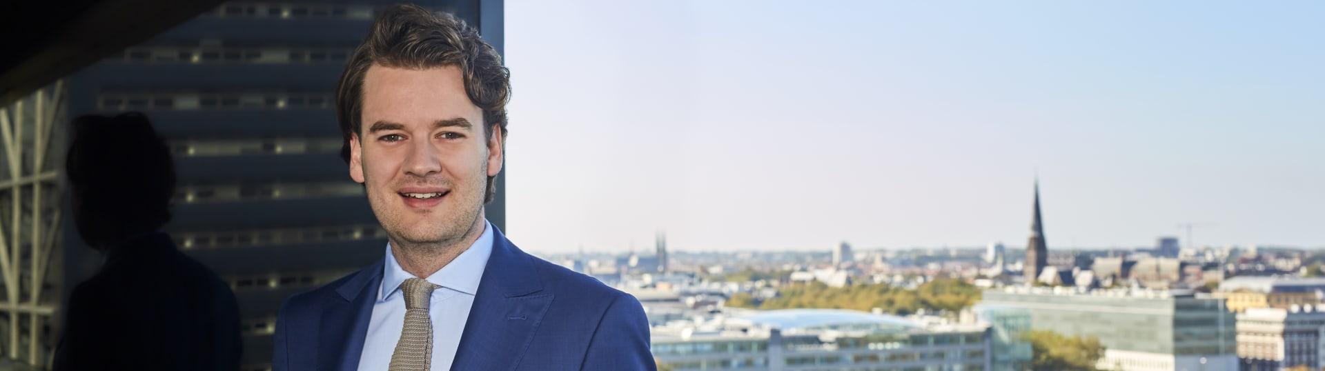 Reint Baas, advocaat Pels Rijcken