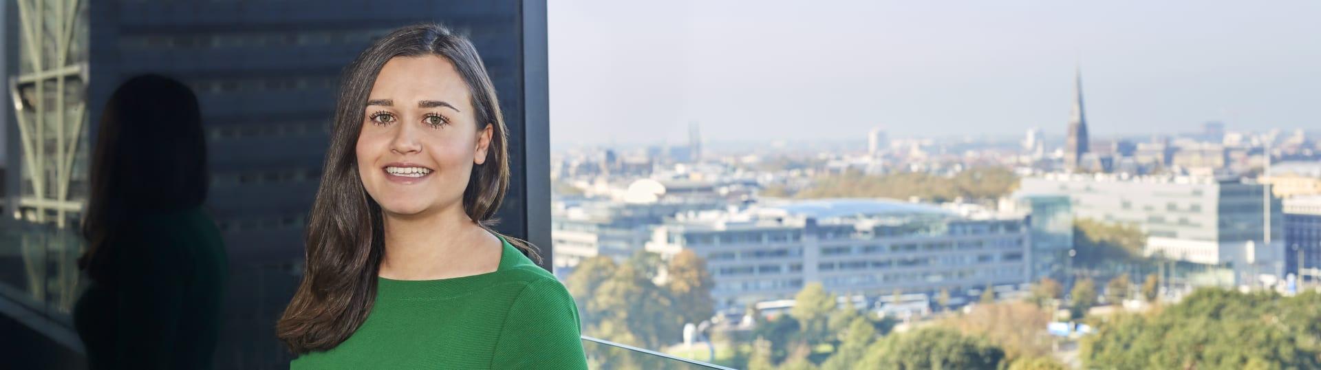 Lauree Jager, advocaat Pels Rijcken