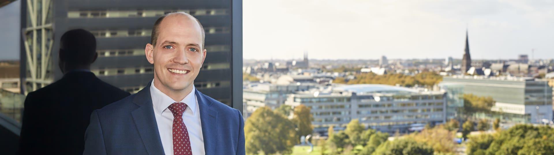 Peter Mauser, advocaat Pels Rijcken