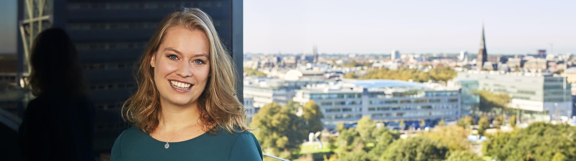 Jetske Huber, advocaat Pels Rijcken