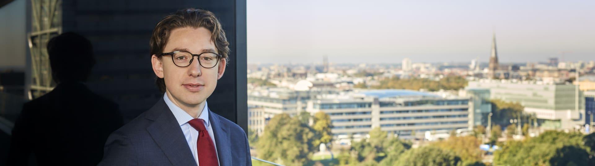 Jasper Kennis, advocaat Pels Rijcken