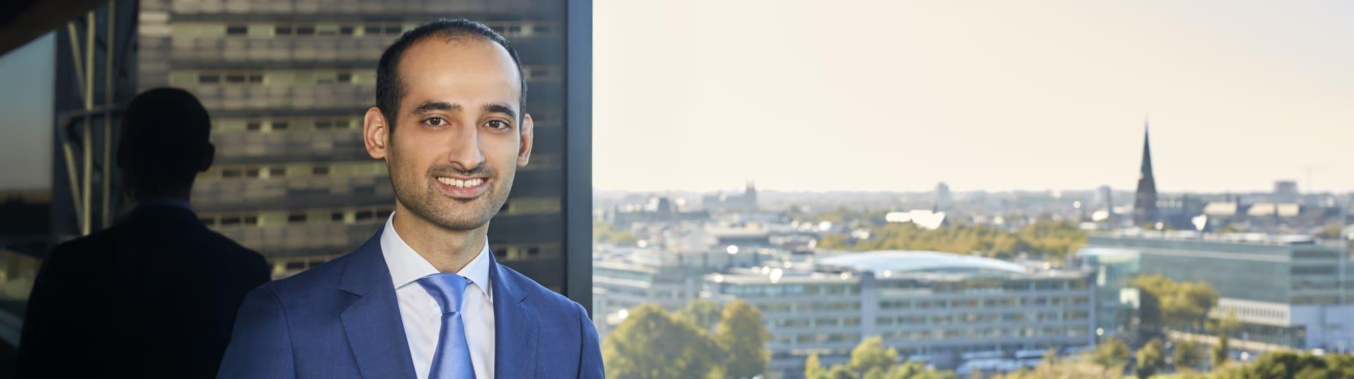 Ameer Muhammad, advocaat Pels Rijcken