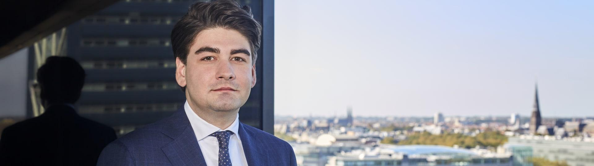Raimond Dufour, advocaat Pels Rijcken