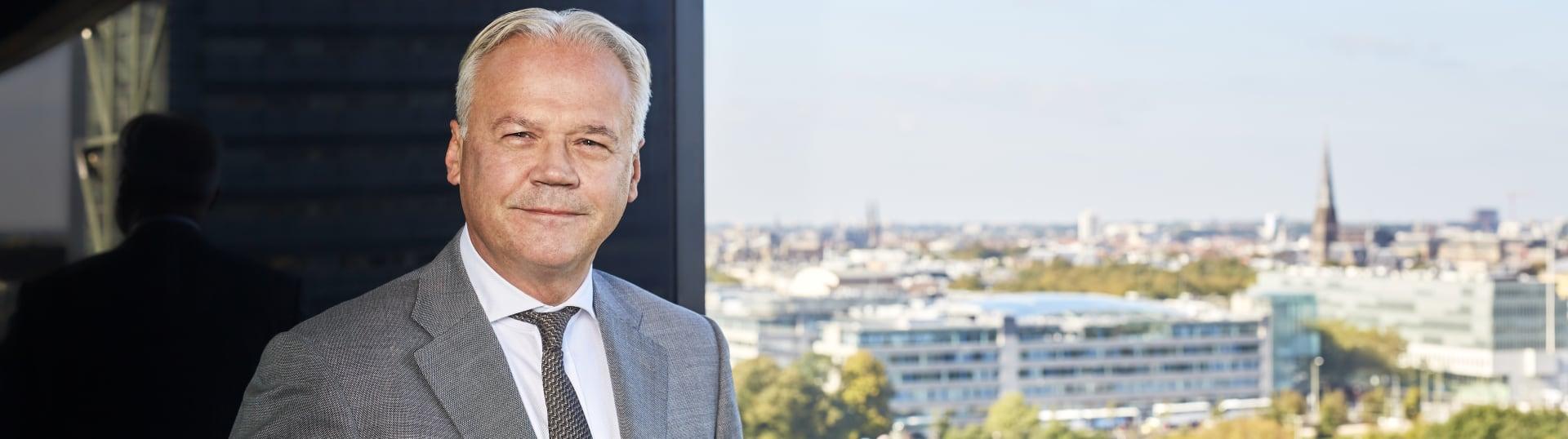René van de Klashorst, advocaat Pels Rijcken