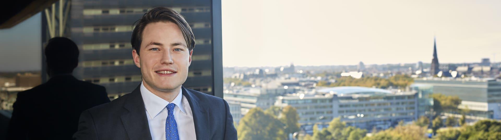 Julian Kramer, advocaat Pels Rijcken