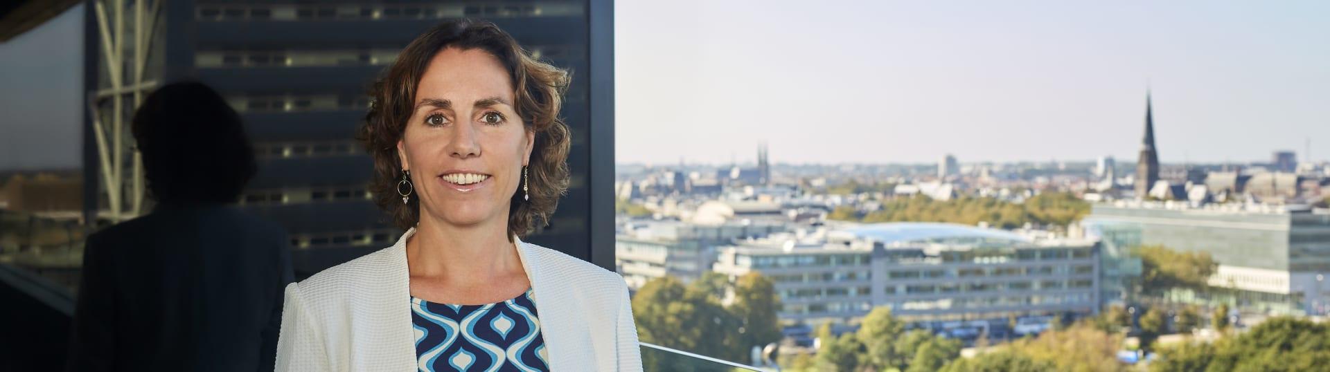 Iris Engels, advocaat Pels Rijcken