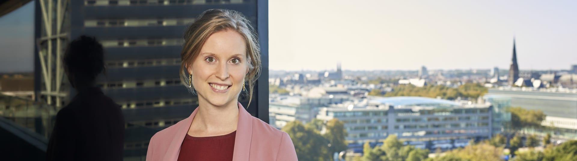 Anna van Gijssel, advocaat Pels Rijcken