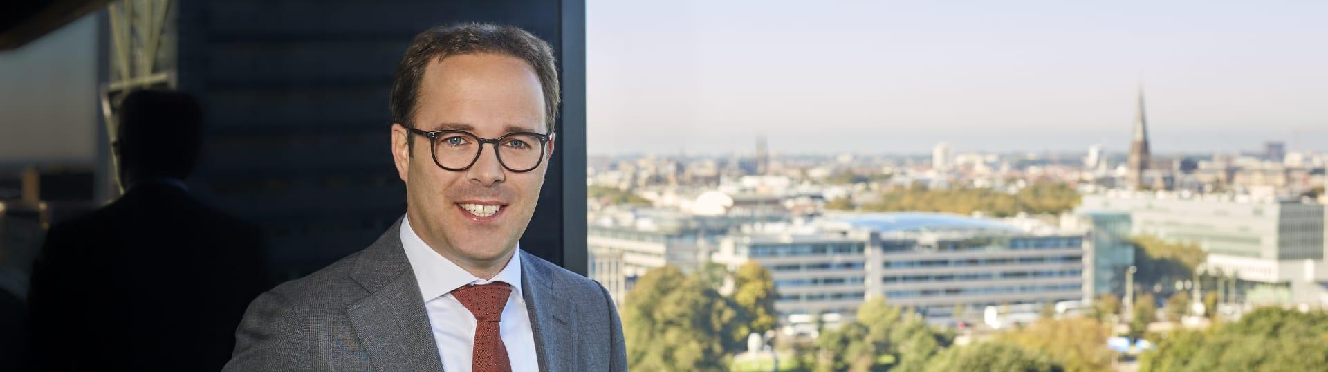 Arno Geleijnse, advocaat Pels Rijcken