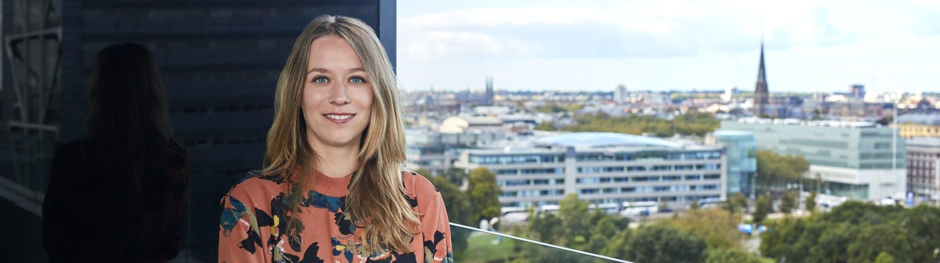 Linda Benink, kandidaat-notaris Pels Rijcken