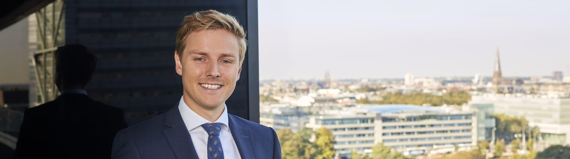 Ephraim Dekkers, advocaat Pels Rijcken