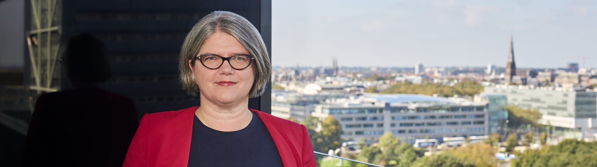 Caroline van der Woude, PSL Pels Rijcken