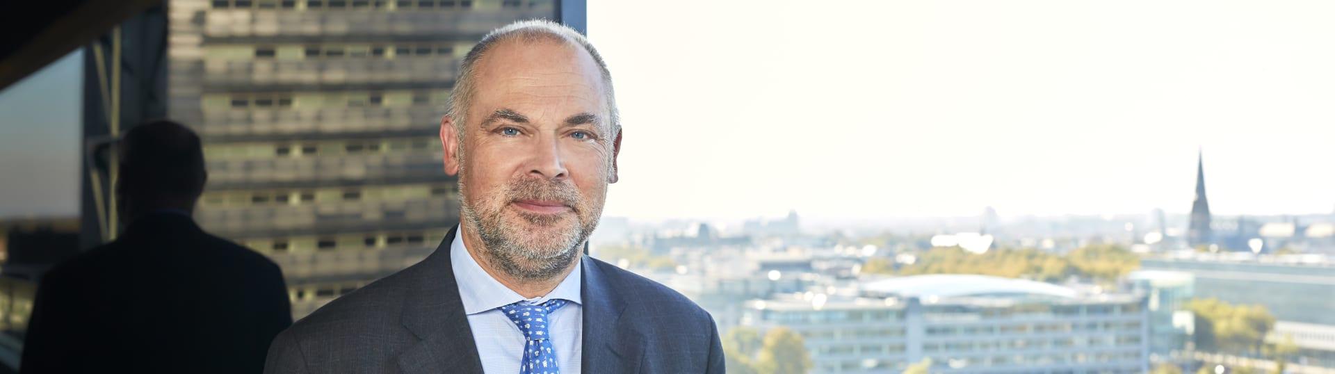 Erik Pijnacker Hordijk, advocaat Pels Rijcken