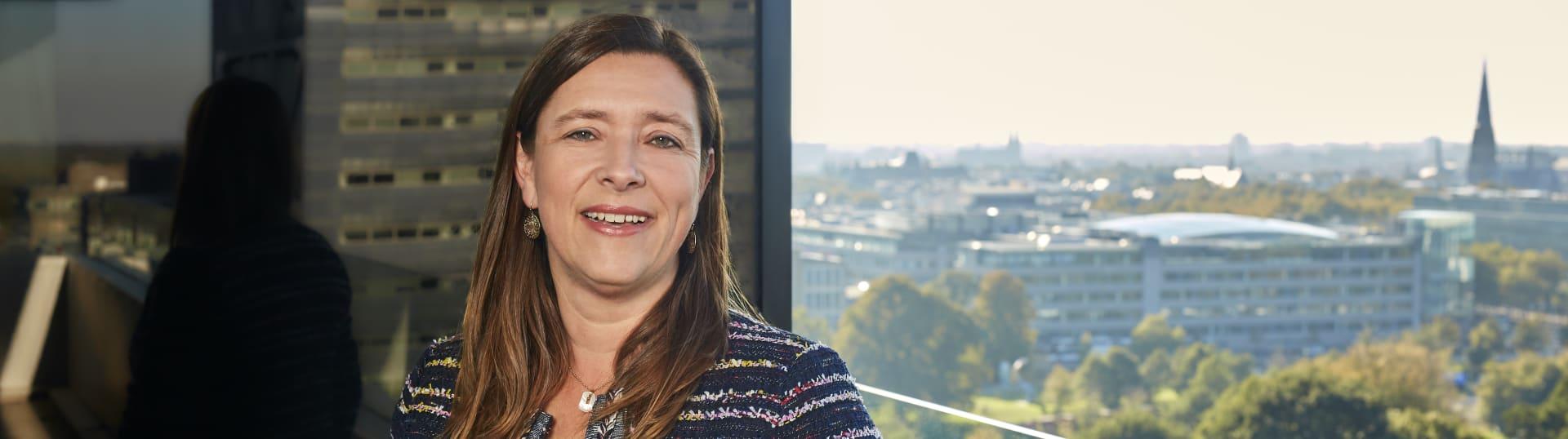 Marie-Jeanne Zillikens-Loos, kandidaat-notaris Pels Rijcken