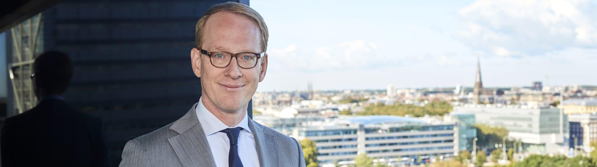 Wouter Admiraal, toegevoegd notaris Pels Rijcken