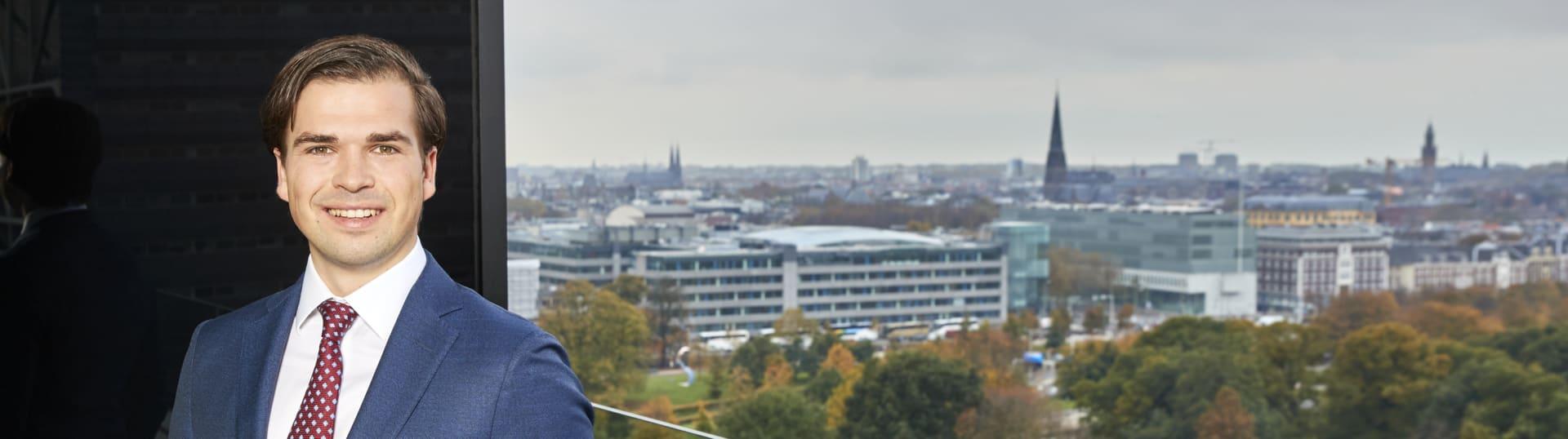 Jasper Cazemier, advocaat Pels Rijcken