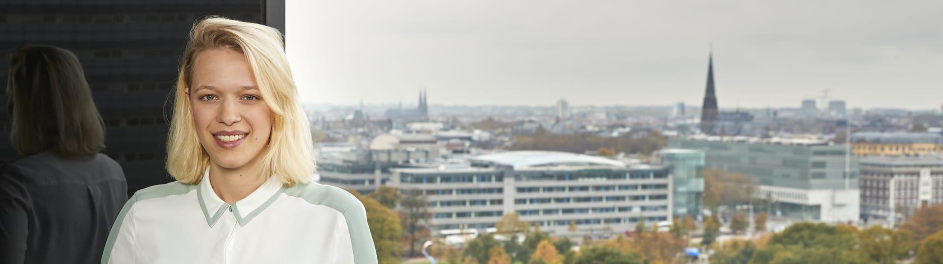 Sara van Winzum, advocaat Pels Rijcken
