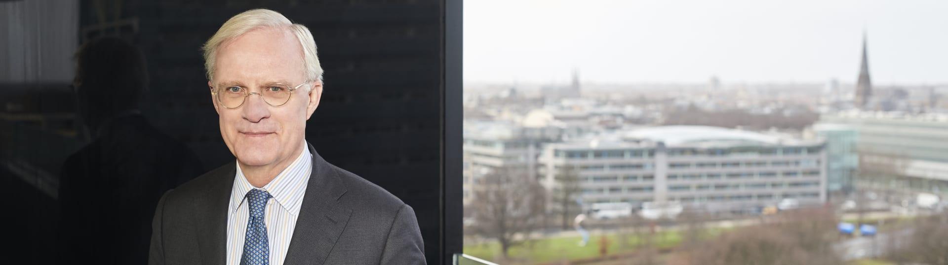 Arie Tervoort, advocaat - of counsel Pels Rijcken