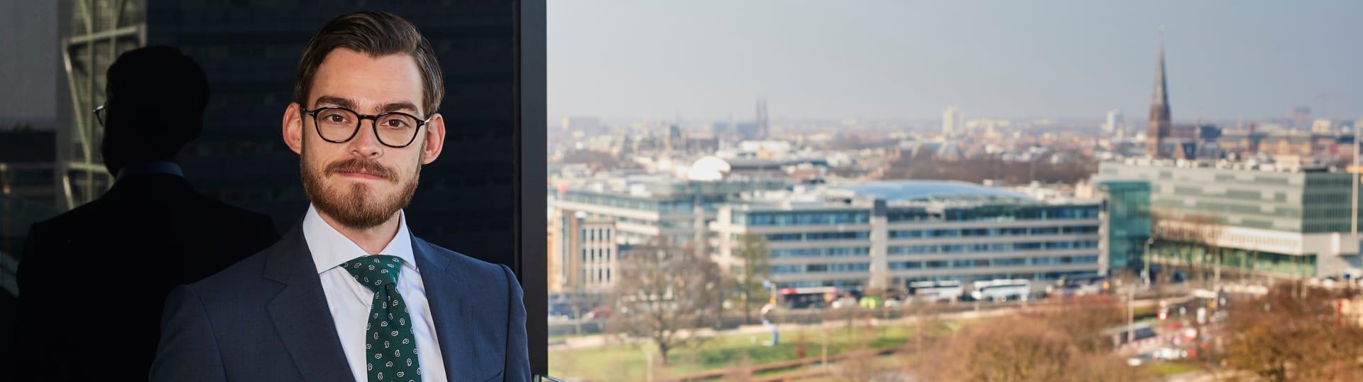 Matthijs Timmer, advocaat Pels Rijcken