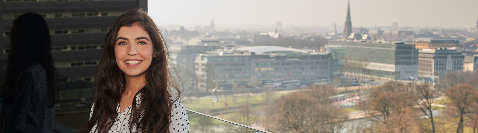 Meryem Eddini, advocaat Pels Rijcken