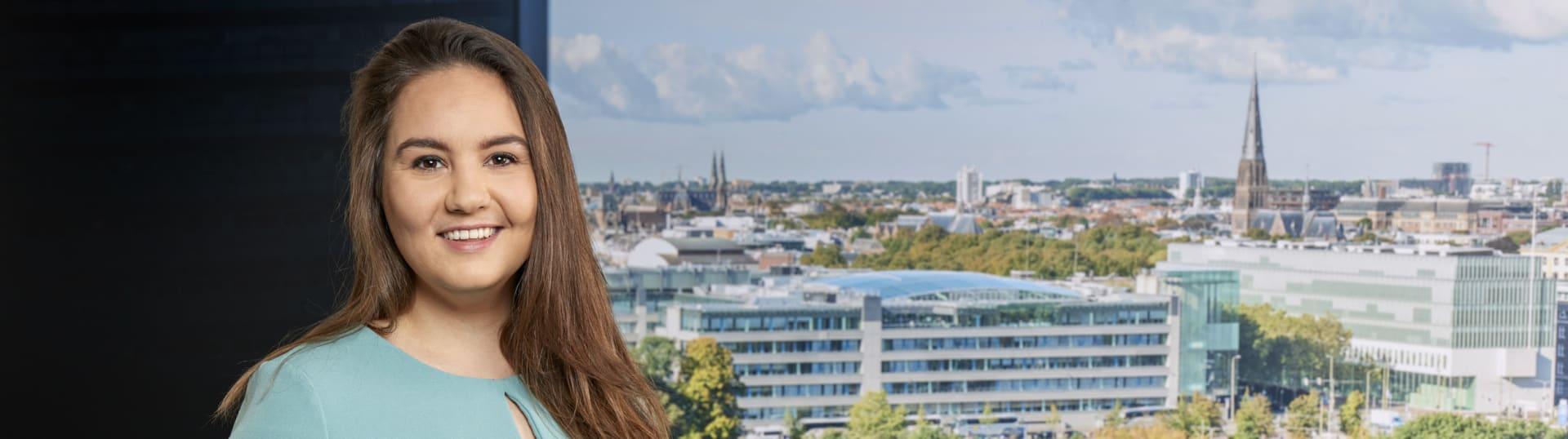 Caroline Boissevain, advocaat Pels Rijcken