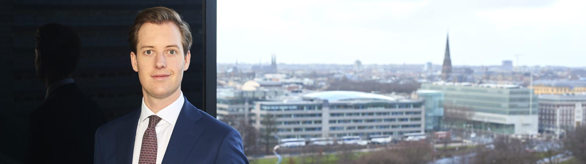 Michael van Rijckevorsel, advocaat Pels Rijcken
