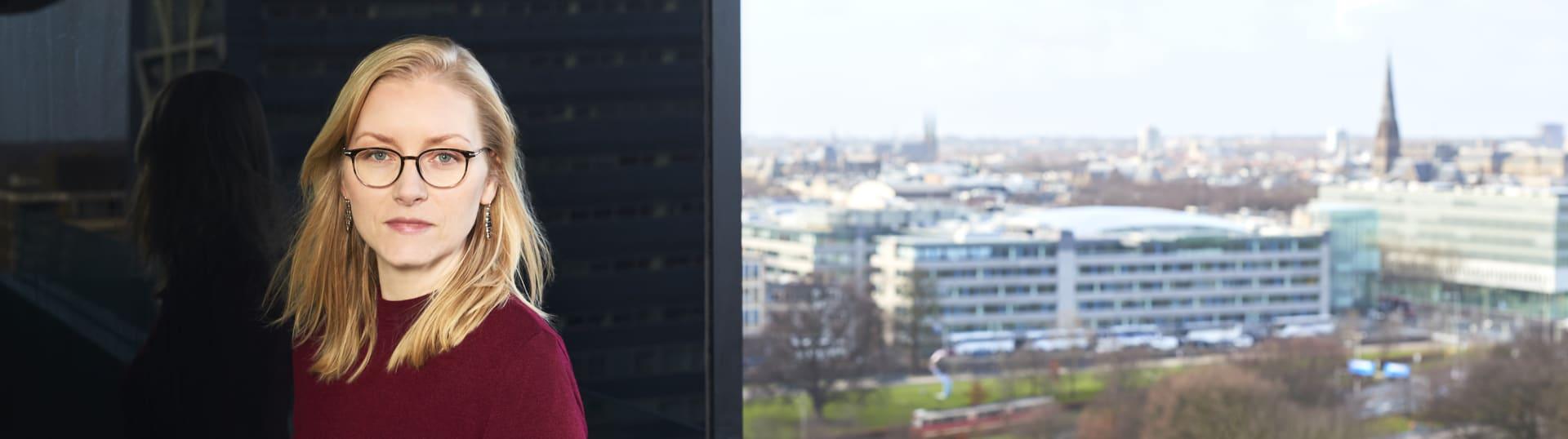 Irene van der Heijden, advocaat Pels Rijcken