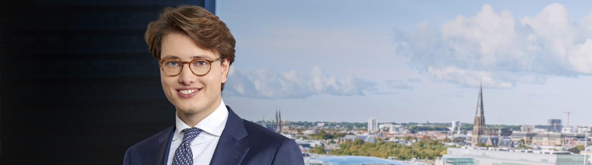 Paul Tanja, advocaat Pels Rijcken