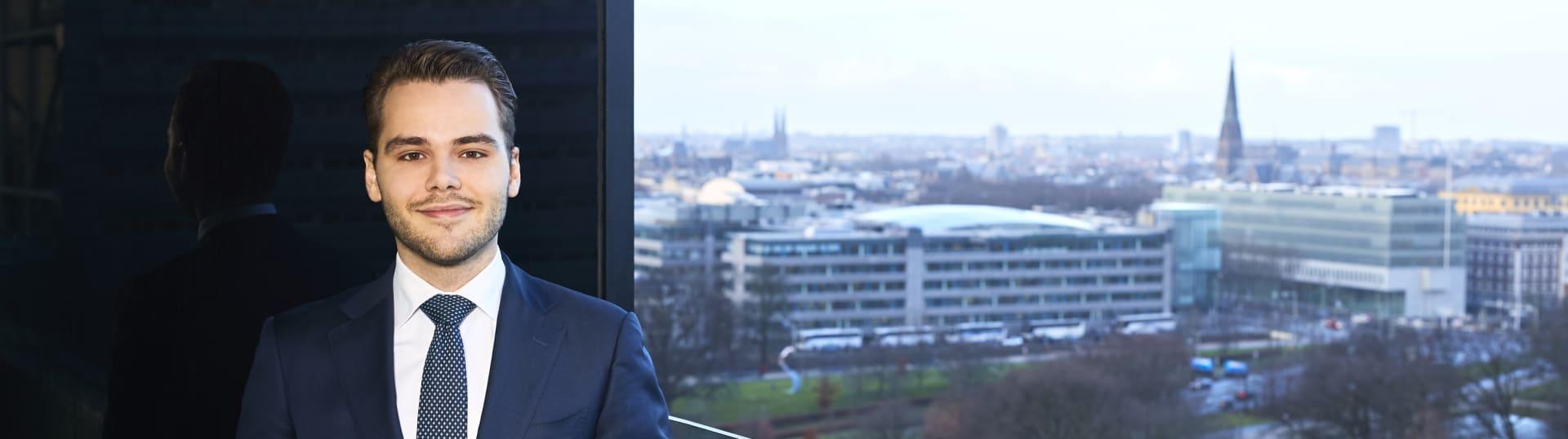 Jim Zweers, advocaat Pels Rijcken