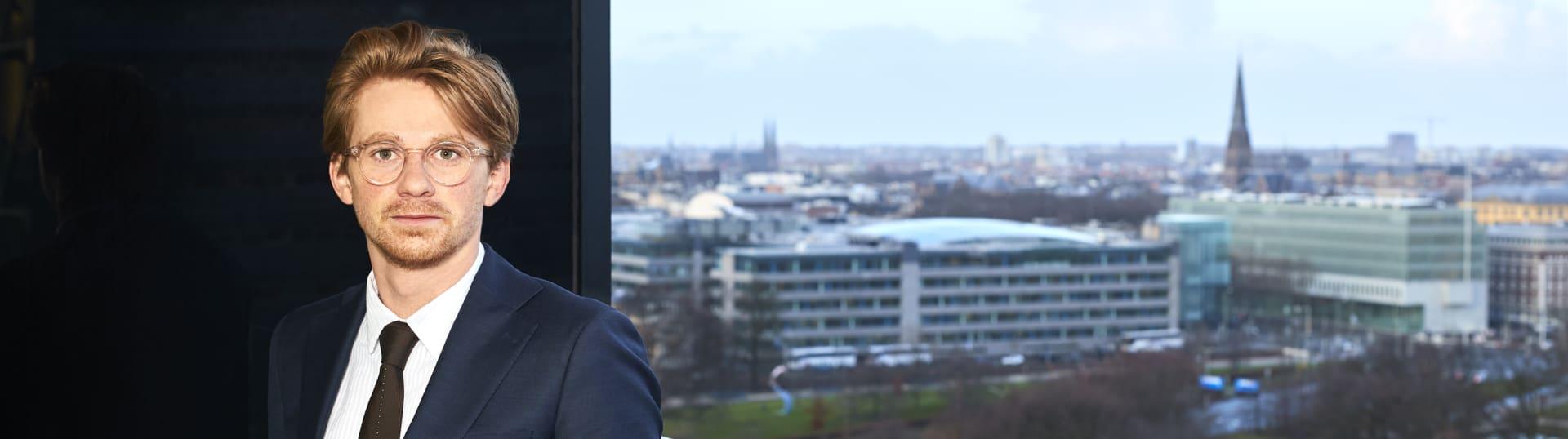 Lars Groeneveld, advocaat Pels Rijcken